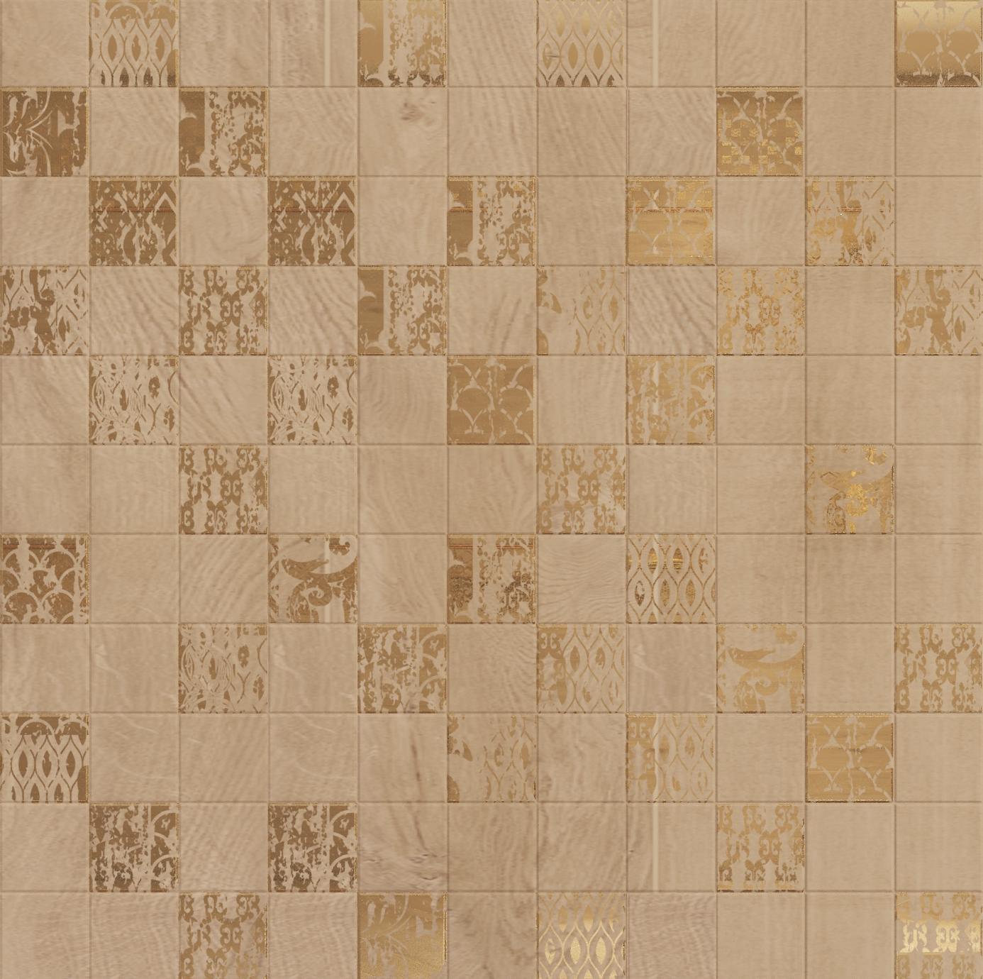 Mosaic Gold decor 305x305_0dc8b2af8fcc4d9829d7de02bf6683d2